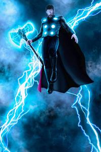 Thor God Of Thunder New Artwork
