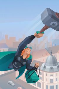 Thor Going Away