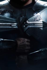 720x1280 Thor Hammer 4k 2020