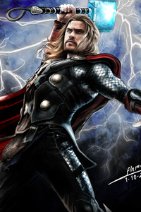 Thor Hammer 4k