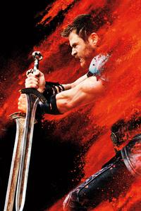 Thor In Thor Rangnarok 5k