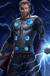 Thor Lighting Art