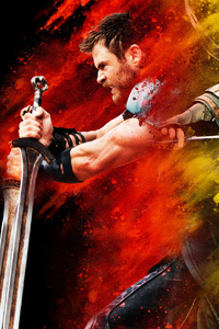 Thor Loki Hulk Thor Ragnarok