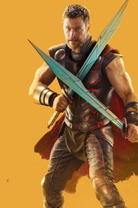 Thor Marvel 10 Year Anniversary