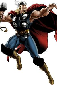Thor Marvel Comic Art