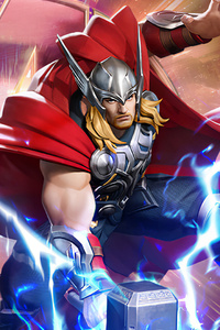 Thor Marvel Super War