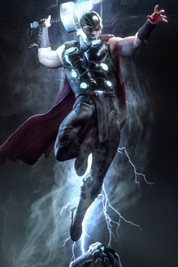 Thor Marvel Superhero
