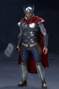 Thor Marvels Avengers 2020 4k