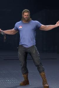 Thor Marvels Avengers 2020