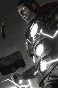 720x1280 Thor Marvels Avengers 4k