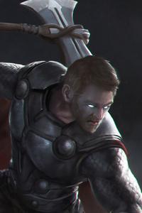 Thor New Art