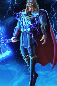 720x1280 Thor New Hammer 4k 2020