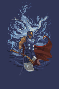 Thor Powers 5k