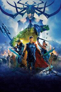 Thor Ragnarok 4k 2017