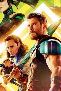 Thor Ragnarok 8k