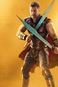Thor Ragnarok SuperHero