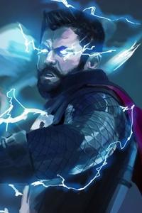 Thor Speedpaint