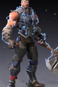 720x1280 Thor Superhero 4k