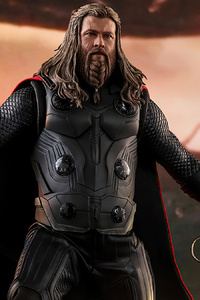 720x1280 Thor Thunder Avengers Endgame
