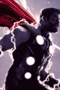 Thor Thunder Lighting