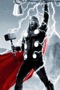 Thor Thunderart