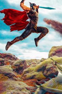 Thor Vs Eragon