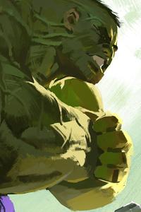 Thor Vs Hulk 5k Artwork