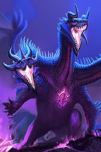 Three Face Dragon 4k