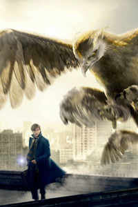 640x1136 Thunderbird Fantastic Beasts And Where To Find Them
