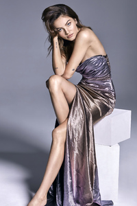 1125x2436 Thylane Blondeau Cosmopolitan Spain 2020