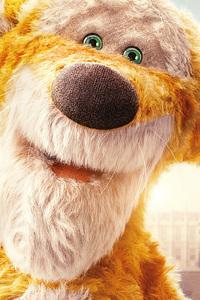 Tigger In Christopher Robin 2018 Movie 4k