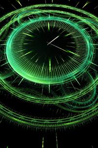 Time Clock Fractal