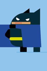 720x1280 Tiny Little Batman