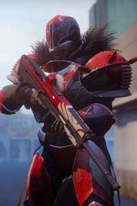 Titan Destiny 2 8k