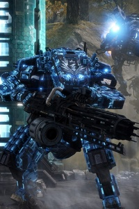 360x640 Titanfall 2 Operation Frontier Shield