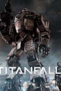 750x1334 Titanfall HD Game