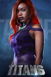 Titans 2019 4k Starfire