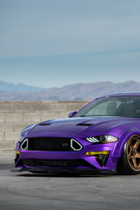 TJIN Edition Ford Mustang EcoBoost 2018