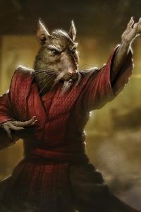 TMNT Master Splinter 4k
