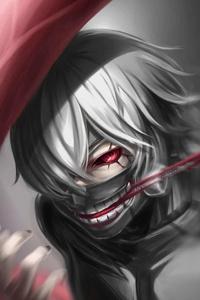 320x568 Tokyo Ghoul Kaneki Ken 4k