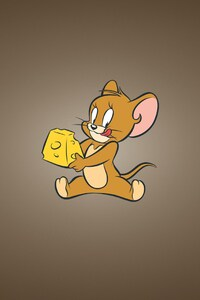 1242x2688 Tom And Jerry