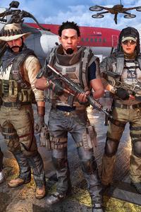 Tom Clancys Division 2 Raid Boomer