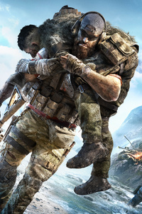 240x320 Tom Clancys Ghost Recon Breakpoint