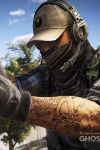 Tom Clancys Ghost Recon Game