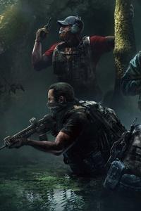 1080x2280 Tom Clancys Ghost Recon Wildlands Fallen Ghosts DLC 4k 8k