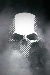 720x1280 Tom Clancys Ghost Recon Wildlands Skull