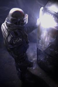 Tom Clancys Rainbow Six Siege 8k