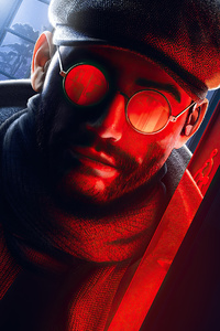 750x1334 Tom Clancys Rainbow Six Siege Crimson Heist