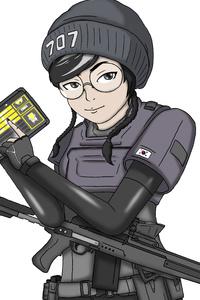 Tom Clancys Rainbow Six Siege Dokkaebi 4k