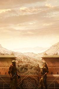 Tom Clancys Rainbow Six Siege New Operators In Operation Wind Bastion 2018 5k